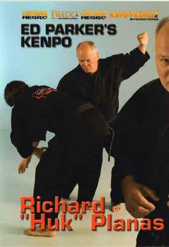 "Ed Parkers Kenpo Richard ""Huk"" Planas ( Download )"