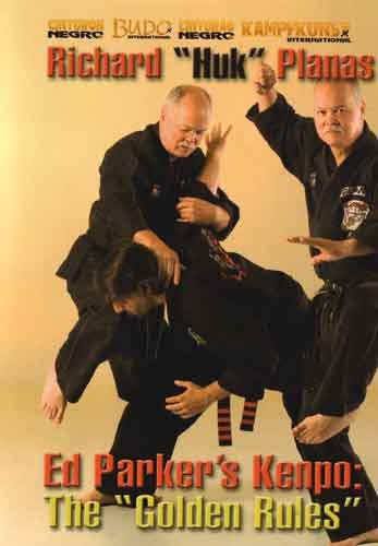 Ed Parkers Kenpo Golden Rules ( Download )