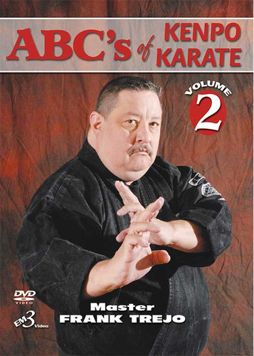 ABC's Of Kenpo Karate By Master Frank Trejo Vol. 2 ( Download )