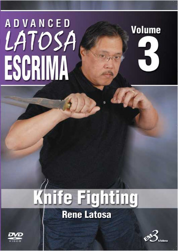 Advanced Latosa Escrima Vol-3 Knife Fighting By Rene Lato ( Download )