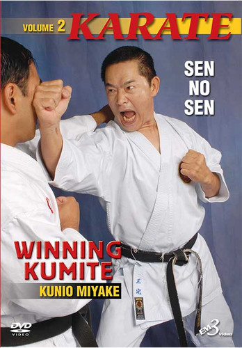Winning Kumite Vol. 2 - By Kunio Miyake ( Download )