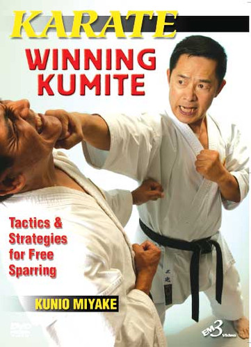 Winning Kumite Vol. 1 - By Kunio Miyake ( Download )