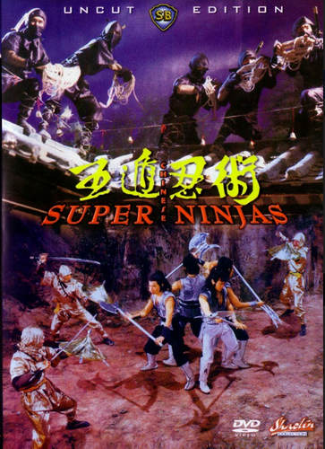 Chinese Super Ninjas ( Download )