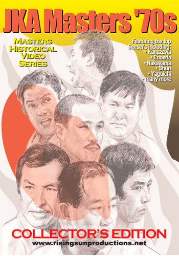 JKA Masters 60's (Download)