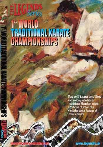 1st WTKO World Championship (USA)