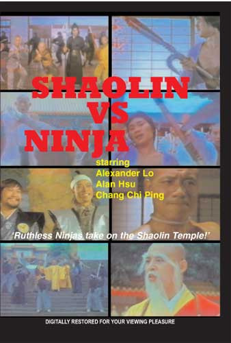 Shaolin vs Ninja ( Download )