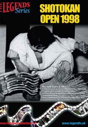 Shotokan Open - 1998