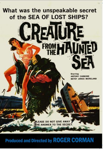 Creature From The Haunted Sea ( Download )