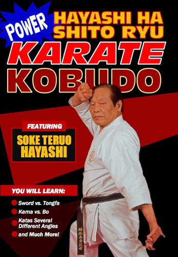 Power Karate Hayashi Ha Shito Ryu Kobudo ( Download )