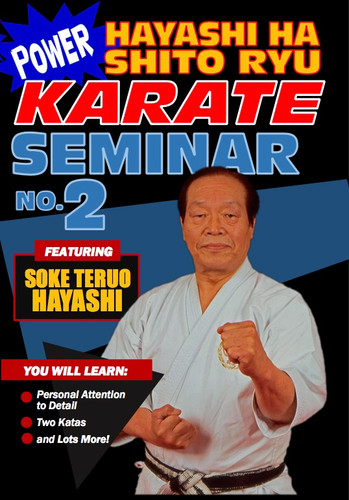 Power Hayashi Ha Shito Ryu Karate Seminar No. 2 ( Download )