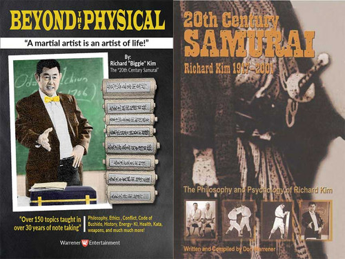 Beyond the Physical and 20th Century Samurai Combination 2 books