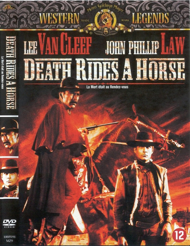 Death Rides A Horse (download)