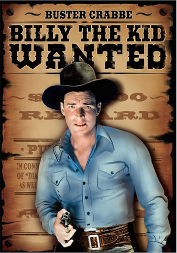 Billy The Kid Wanted ( Download )