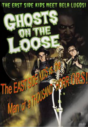 Ghosts On The Loose ( Download )