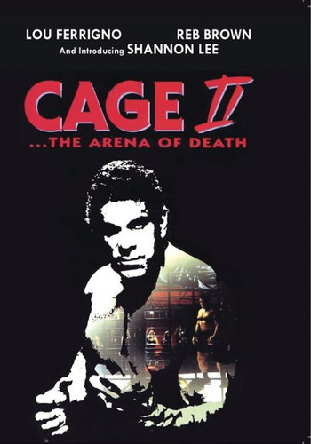 Cage II - The Arena Of Death (download)