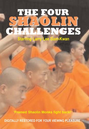 The Four Shaolin Challenges ( Download )
