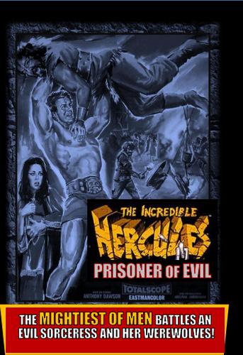 """Hercules """" Prisoner of Evil """" ( Download )"""