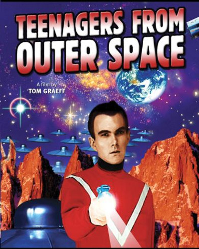 Teenagers From Outer Space (download)