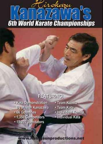 Kanazawa's 6th World Karate Championships ( Download )