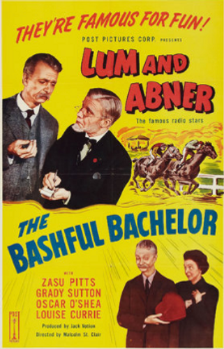 The Bashful Bachelor (Download)