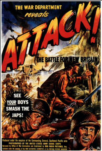 Attack The Battle Of New Britain WW2