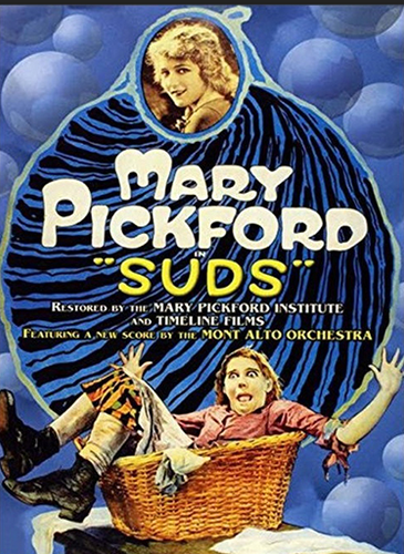 Mary Pickford in Suds