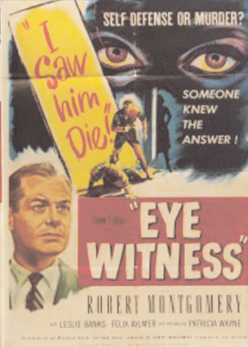 Eye Witness (Download)