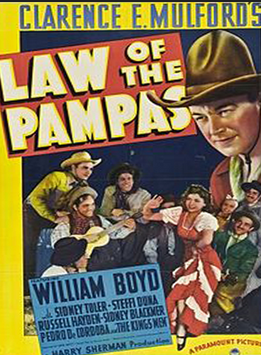 Law Of The Pampas (Download)