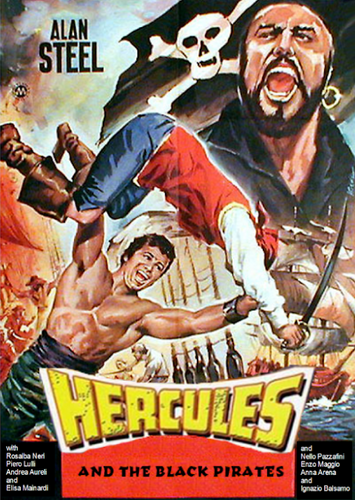 Hercules and the Black Pirates ( Download )