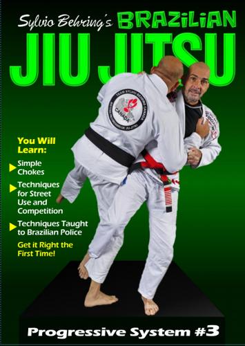 Sylvio Behring Brazilian Jiu Jitsu Progressive System #3