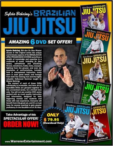 Sylvio Behring Jiu Jitsu Box Set (Download)