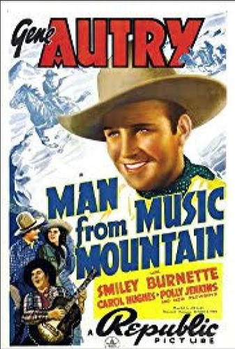 Man From Music Mountain ( Download )