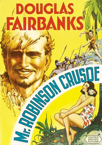 Mr. Robinson Crusoe (Download)