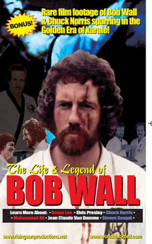 Bob Wall Life and Legend