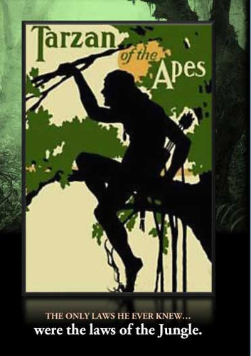 Tarzan Of The Apes -