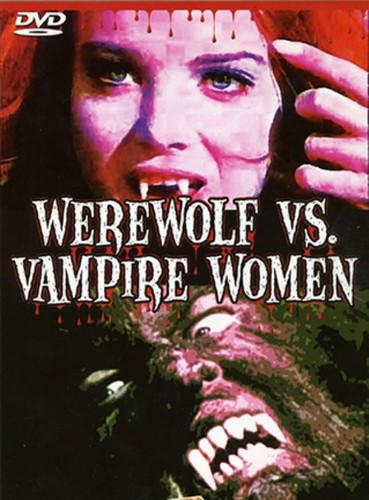 Werewolf vs. Vampire Women