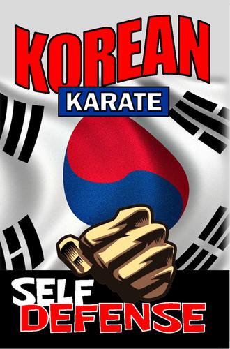 Self Defense Korean Karate