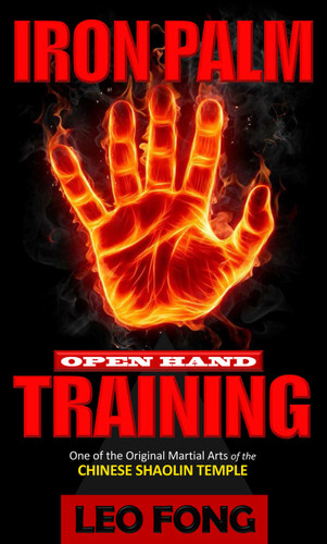 Leo Fong Iron Palm Open Hand Training