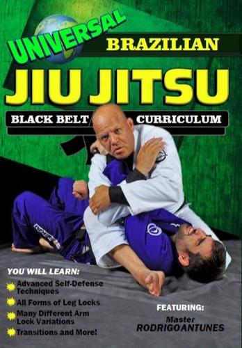 Universal Brazilian Jiu Jitsu Black Belt Curriculum