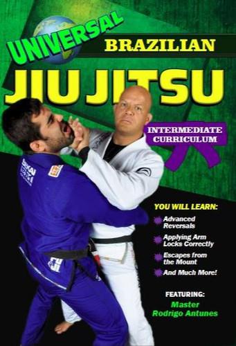 Universal Brazilian Jiu Jitsu Intermediate Curriculum