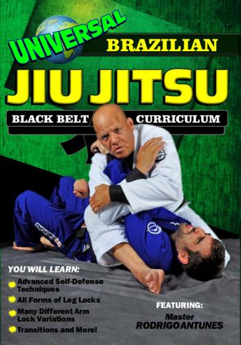 Universal Brazilian Jiu Jitsu Black Belt Curriculum ( Download )
