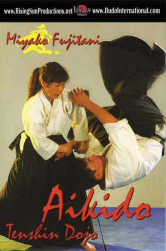 Aikido Tenshin Dojo M Fujitani