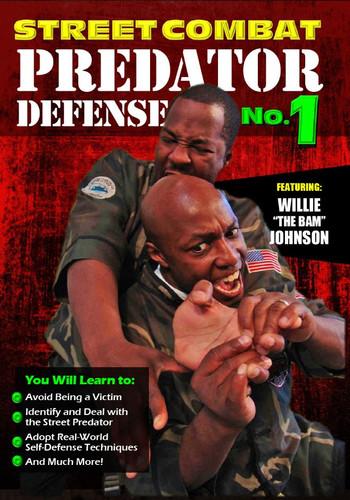 Street Combat Predator Defense No. 1 ( Download )