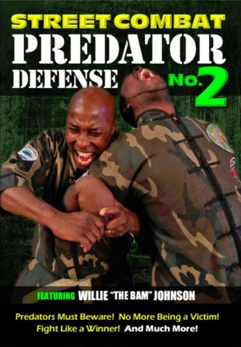 Street Combat Predator Defense No. 2
