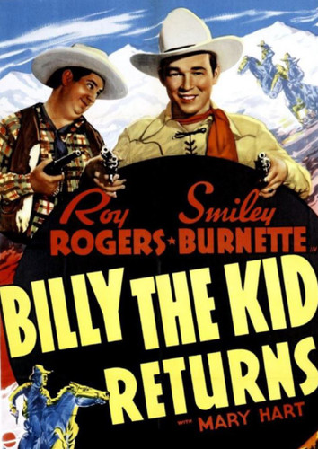 Billy The Kid Returns (download)