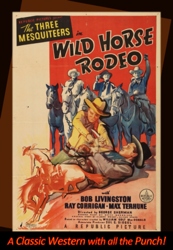 Wild Horse Rodeo ( Download )
