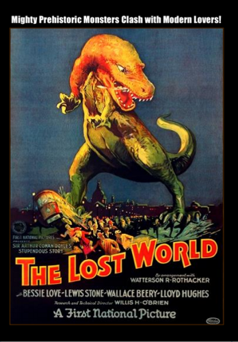 The Lost World ( Silent Movie ) ( Download )