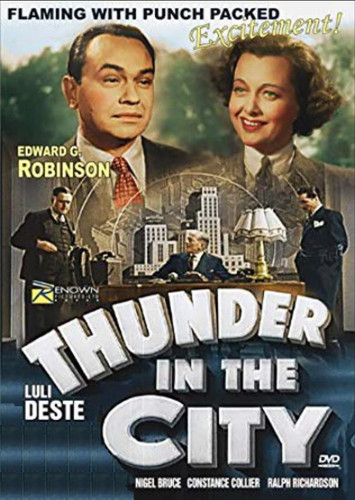 Thunder In The City ( Download )