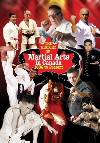 The History of the Martial Arts in Canada(Book Hardcopy)