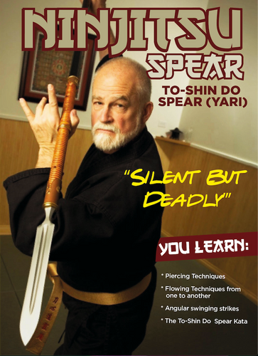 Ninjutsu Spear - Stephen Hayes